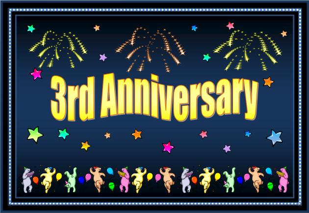 Happy Anniversary Lake Norman Tai Chi Center