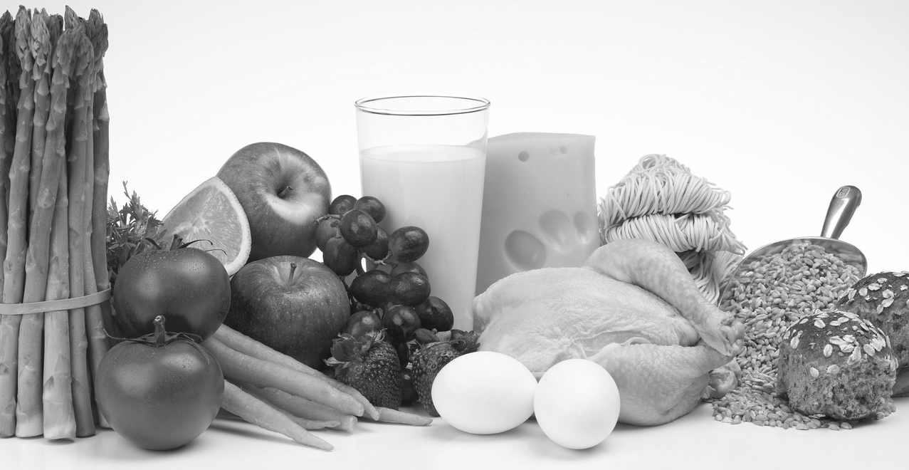 50 Shades of Gray in the Kitchen - Using the Grayscale to Determine Food Choices